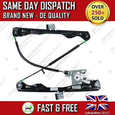 Ford Focus 98 07 4/5 Door Right Driver Side Electric Window Regulator W/o Motor