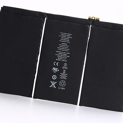11560mAh Internal Battery A1389 Replacement for iPad 3rd Gen / The New iPad US