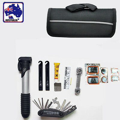 Cycling Bicycle Bike Tire Tyre Puncture Repair Tool Kits Rubber Patch TBPAT2401