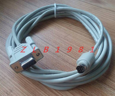1761-CBL-PM02 Cable For AB Allen Bradley Micrologix 1000/1200/1500 PLC RS232