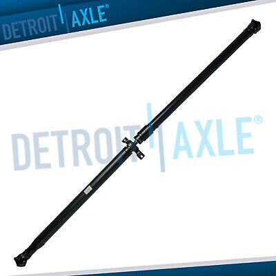NEW Complete Driveshaft Assembly - Propeller Drive Shaft - Rear AWD / 4WD 97-01