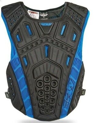NEW Fly Racing Chest Roost Protector Undercover II CLIP STYLE Deflector