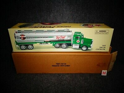 Texaco SKY CHIEF Tanker Truck Taylor 1998 Lube Oil Legends #6 Factory Sealed Box