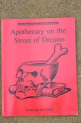 Fantasy Rpg, Apothecary On The Street Of Dreams