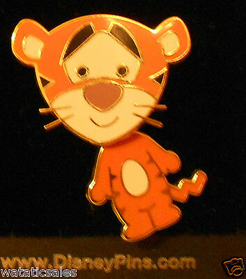 Walt Disney World Springy TIGGER Collectible Pin  Trading Pins Brand New