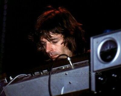 Richard Wright Pink Floyd Photo 8x10 or 8x12 in Live '75 Wish You Were Here 94-3