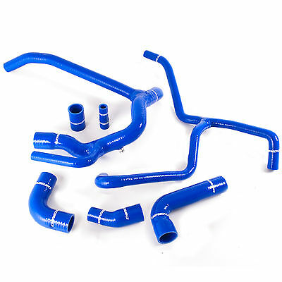 Direnza Land Rover Discovery Ii Td5 99-04 Silicone Radiator & Oil Cooler Hoses