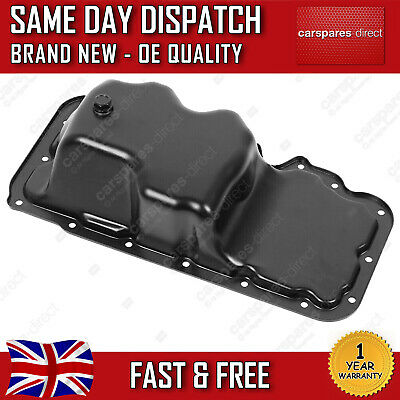 Ford Tourneo Connect,transit Connect 1.8 2002>On Steel Engine Oil Sump Pan