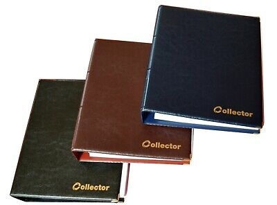 HOLDER COIN ALBUM FOR 120 COINS IN COIN Self Adhesive Coin Holders 5 colours