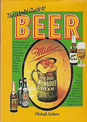 """The World Guide to Beer-An Extensive 256 Page Study of """"Suds"""""""