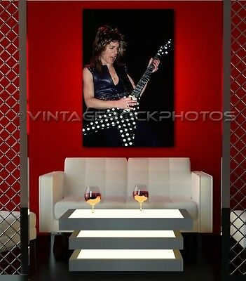 Randy Rhoads Poster Ozzy 20x30 inch Size Photo Live Exclusive Concert Print 8
