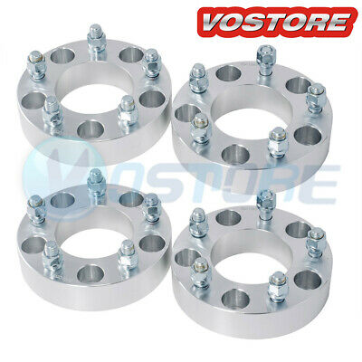 "2pc 1.5/"" Inch 4//137 Wheel Spacers Fits Can-Am Borbardier Outlander Renegade ATV"