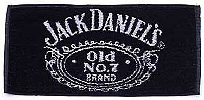 Jack Daniels Cotton Bar Towel  from England   (pp)