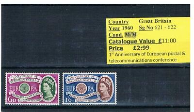 GB Stamps - Mainly Pre Decimal 1960s mint Sets