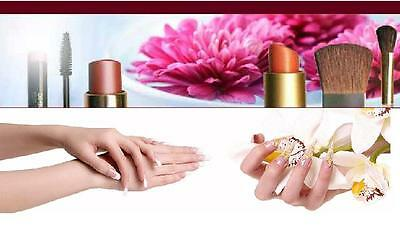 9 Kurse Nageldesign Fuss Visagistin Perm. Make-Up 4 Massagen Zertifikate & Filme