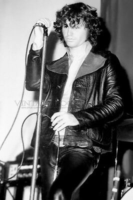 Jim Morrison, The Doors Photo 8x10 or 8x12 inch Live 60's Concert Pro Print 34