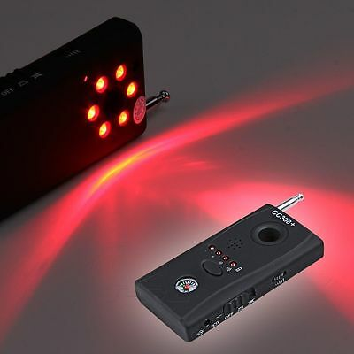 Anti Spy Hidden Camera GPS Bug RF Signal Detector Device Tracer Finder