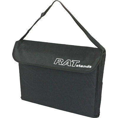 RAT 69Q2 Jazz Orchestral Music Stand / Z3 Tablet Stand Gig Bag in Black