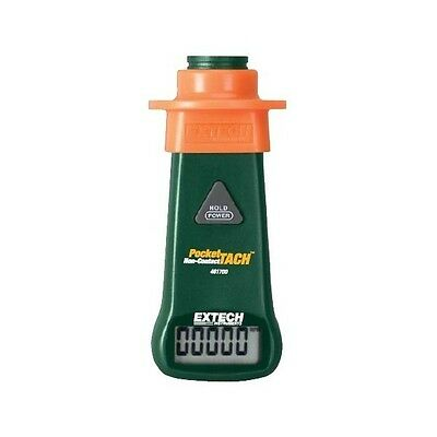 Extech 461700 PocketTach® Mini Photo Tachometer - Australian Distributor, New