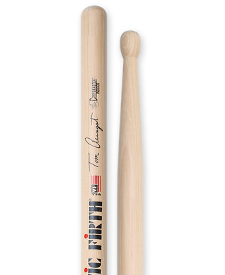 Vic Firth Corpsmaster Tom Aungst Indoor Signature Snare Drumsticks