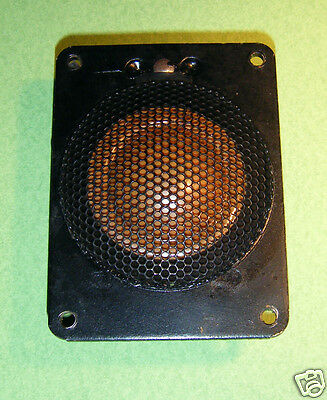Rare Becker 8 OHM Tweeter