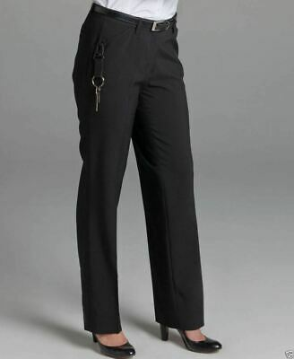 Ladies Stretch Pants | Women's Business Trousers Corporate Work Pants - 4NMT1