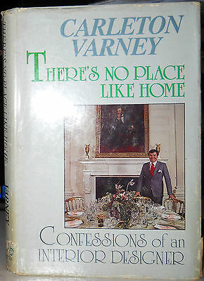 THERE'S NO PLACE LIKE HOME... written & signed by Carleton Carney / 1980/ 1st Ed