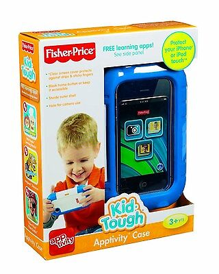 Fisher-Price Kid-Tough Apptivity Case - Blue