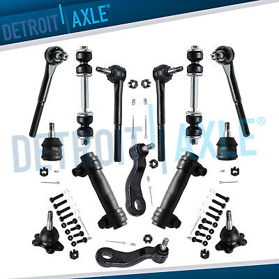 Brand New 14pc Complete Front Suspension Kit for GMC C1500 C2500 Suburban