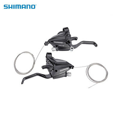 SHIMANO EF500 MTB Bike Brake Shifter Sets Brake Levers&Shift Levers 3x7S