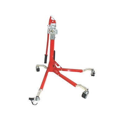 KAWASAKI ZX-10R (08-10) CENTRE SPIDER STAND LIFT/MOTORCYCLE ALL UP PADLOCK/Red