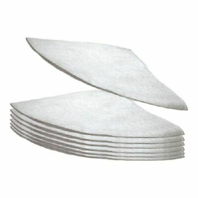 FILTER PAPER REGULAR 50 - 250mm Chip Cone for Deep Fryer French Fries Wire Oil