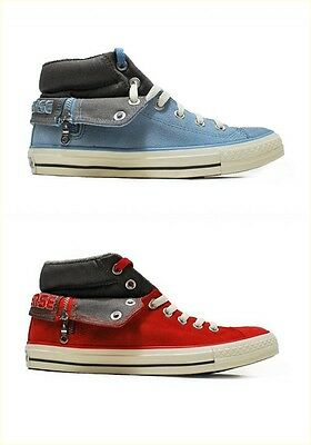 CONVERSE SCARPE DONNA UOMO MAN WOMAN SHOES SCHUHE ALL STAR CT PC SIDE ZIP MID L1
