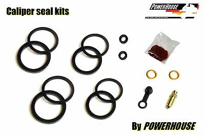 Yamaha XV 1600 Wild Star rear brake caliper seal repair kit 1999 2000 2001