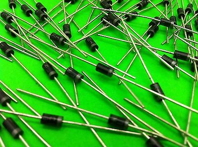 100 Pcs Uf5408 3A 1000V Ultrafast Rectifier Diode Free Us Shipping