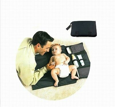 Portable Diaper Changing Clutch Diaper Changing Station Infant Travel Mat