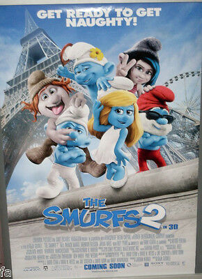 Cinema Poster: SMURFS 2, THE 2013 (Main One Sheet) Neil Patrick Harris KatyPerry
