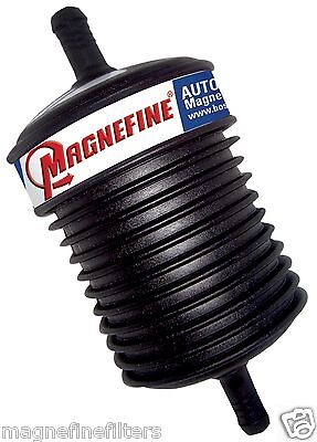 "Magnefine 3/8"" Inline Magnetic Transmission Filter"
