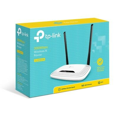 TP-LINK TL-WR841N Wireless N 300Mbps 10/100 Router NBN Ready (F15)