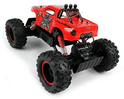 New Electric Monster RC Radio Remote Control Truck Off Road 4WD Car Buggy Scale