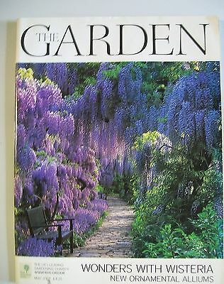 The Garden Magazine. May, 2007. Wonders With Wisteria. New Ornamental Alliums.