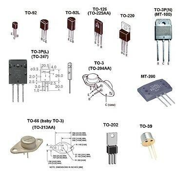 25 Pcs MPSA13 30V NPN DARLINGTON TRANSISTOR EMITTER VOLTAGE  Free US Shipping