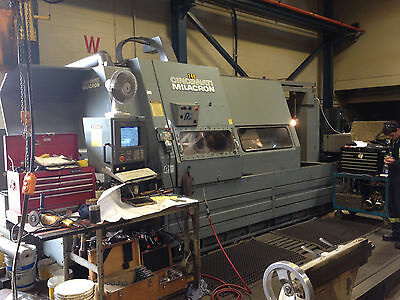 Remanufactured CIN/MIL Cinturn Cincinnati Milling Machine