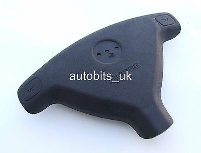 Airbag Cover Steering Wheel VAUXHALL OPEL ASTRA G 98-04 ZAFIRA A 98-05 Black NEW