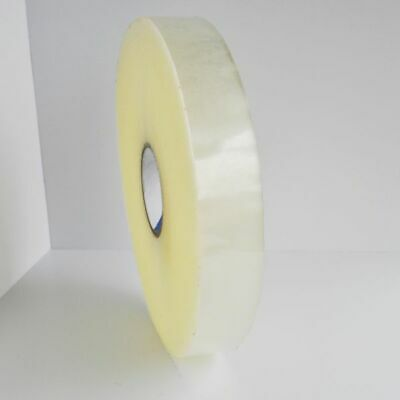 "6 Roll Clear Packing Machine Tape Box Shipping 2"" x 1000 yard 2 Mil -Overstock"