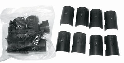 """20 Packs Metro/Others Clips Split Sleeves for 1"""" Pole Free Shipping USA Only"""