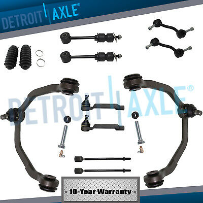 Brand New 12pc Complete Front Suspension Kit for 1993-97 Ford Thunderbird Cougar