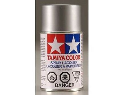 TAMIYA COLORI SPRAY 100 ml PER POLICARBONATO PS12 SILVER FOR POLYCARBONATE
