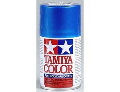 TAMIYA COLORI SPRAY 100ml PER POLICARBONATO PS16 METALLIC BLUE FOR POLYCARBONATE
