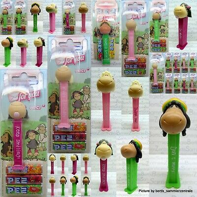 PEZ - NICI for you - Friends forever - So what - Take it easy - Please select !!